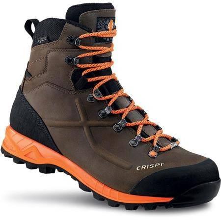 Chaussures Homme Crispi Valdres Gtx - Marron