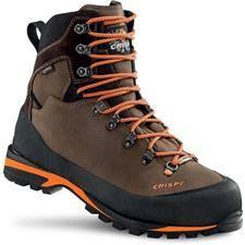 Chaussures homme crispi wasatch gtx - marron