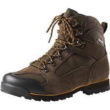 "Chaussures homme harkila backcountry ii gtx 6"" - marron"