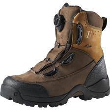 "Chaussures homme harkila big game boa gtx 8"" - marron"