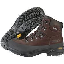 Chaussures homme ligne verney-carron ibex - marron