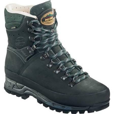 Chaussures Homme Meindl Island Mfs Active - Gris/Vert