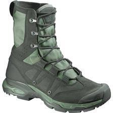 Chaussures homme salomon jungle ultra - vert
