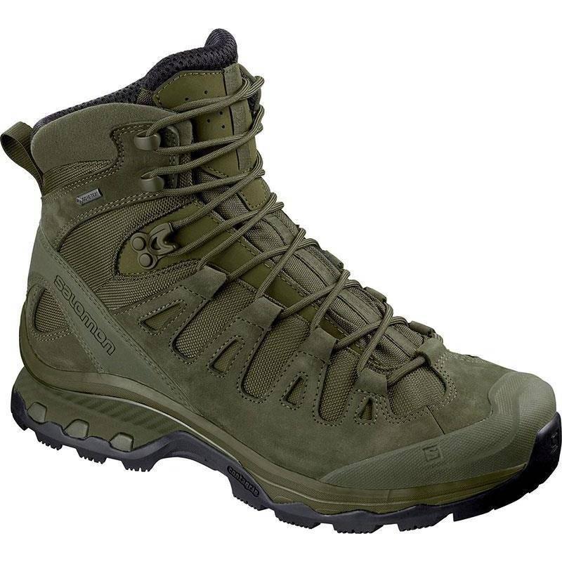 Chaussures Homme Salomon Quest 4D Gtx Forces 2 - Vert Ranger