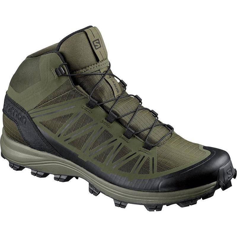 Chaussures Homme Salomon Speed Assault - Vert
