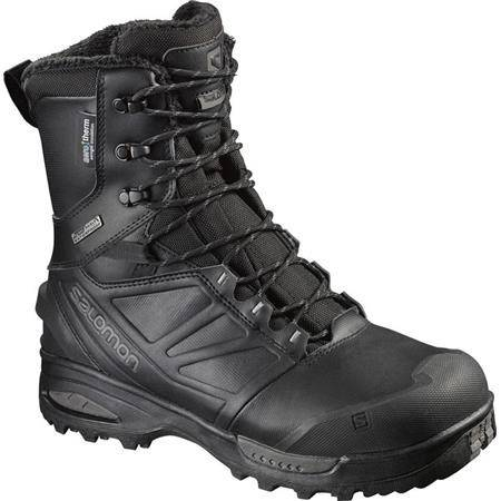 Chaussures Homme Salomon Toundra Forces Cswp - Noir