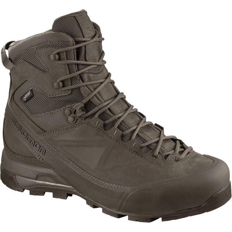 Chaussures Homme Salomon X Alp Mtn Gpx Forces - Marron
