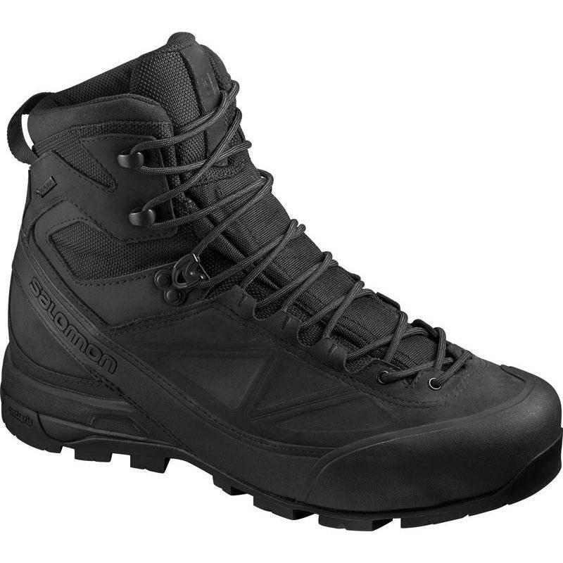 Chaussures Homme Salomon X Alp Mtn Gpx Forces - Noir