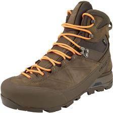 Chaussures homme salomon x alp mtn gtx forces lacet orange - coyote