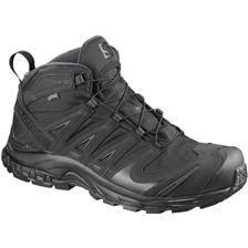 Chaussures homme salomon xa forces mid gtx - noir