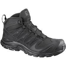 Chaussures homme salomon xa forces mid - noir