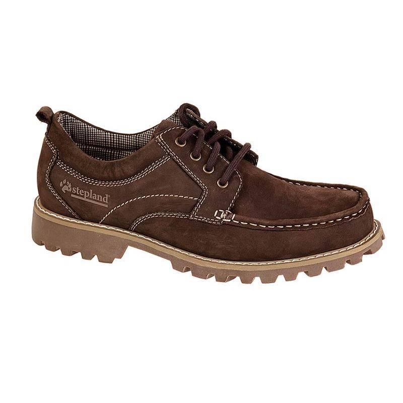 Chaussures Homme Stepland Albatros - Marron