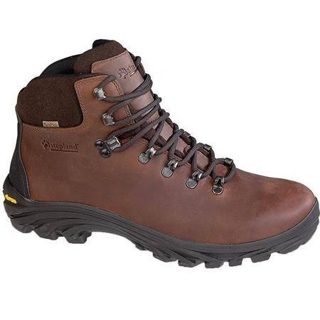 Chaussures Homme Stepland Esterel - Marron