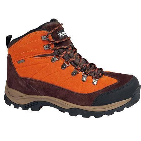 Chaussures Homme Stepland Mercantour - Marron/Orange