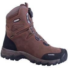 Chaussures homme treksta lynx - marron