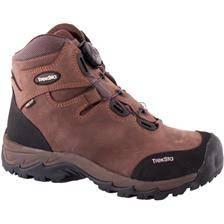 Chaussures homme treksta lynx mid - marron
