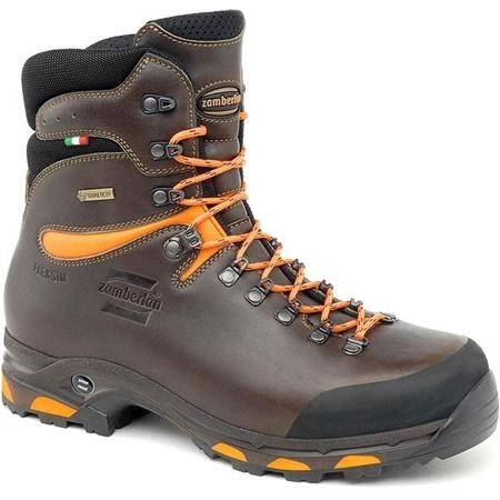 Chaussures Homme Zamberlan 1003 Jackrabbit Top Gtx Rr Brown Orange