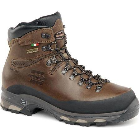 Chaussures Homme Zamberlan 1006 Vioz Plus Gtx Rr Wl Waxed Chestnut