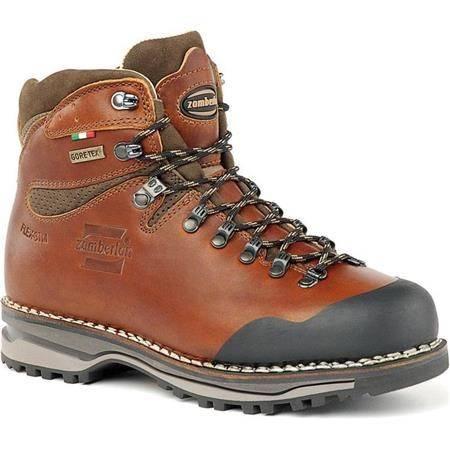 Chaussures Homme Zamberlan 1025 Tofane Nw Gtx Rr Waxed Brick