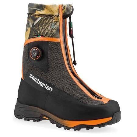 Chaussures Homme Zamberlan 3031 Polar Hunter Gtx Rr Black Camo
