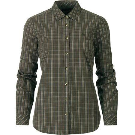 Chemise Manches Longues Femme Seeland Claire Lady - Olive