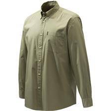 Chemise manches longues homme beretta four season shirt - sable