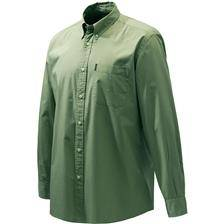 Chemise manches longues homme beretta four season shirt - vert