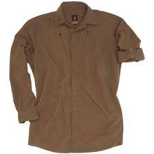 Chemise manches longues homme browning savannah ripstop - dark olive
