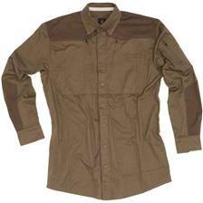 Chemise manches longues homme browning upland hunter - kaki