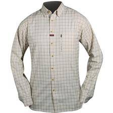 Chemise manches longues homme hart aresti - beige