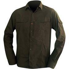 Chemise manches longues homme hart astiz-l - vert