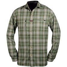 Chemise manches longues homme hart belagua - vert