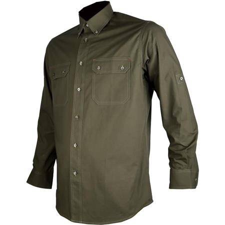 Chemise Manches Longues Homme Somlys 500 Transformable - Vert