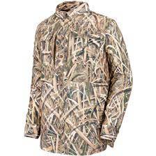 Chemise manches longues homme stagunt bicho shirt - grass blades