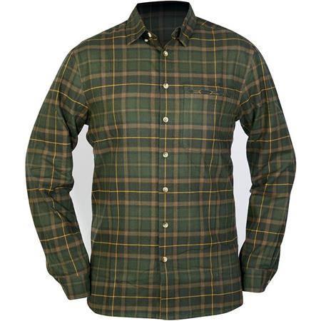 Chemises Manches Longues Homme Hart Cascade - Vert