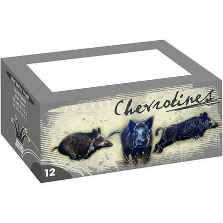 CHEVROTINE JOCKER - CALIBRE 12/76
