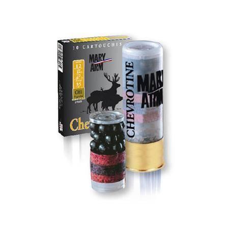 Chevrotine Mary Arm - Calibre 12