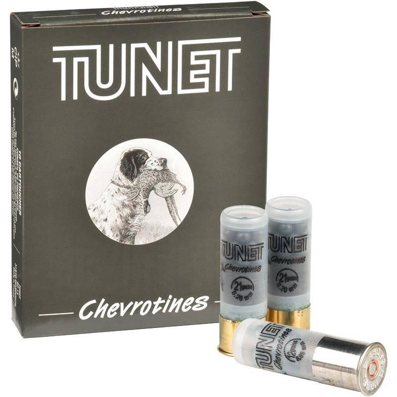 Chevrotine Tunet - Calibre 12