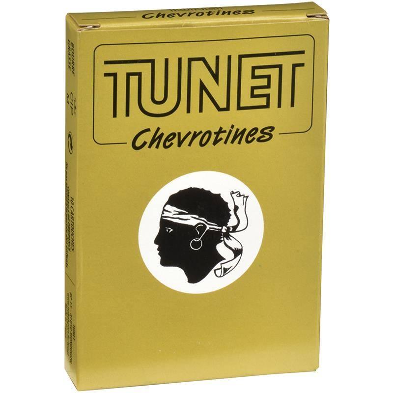 Chevrotine Tunet Caoutchouc - Calibre 12