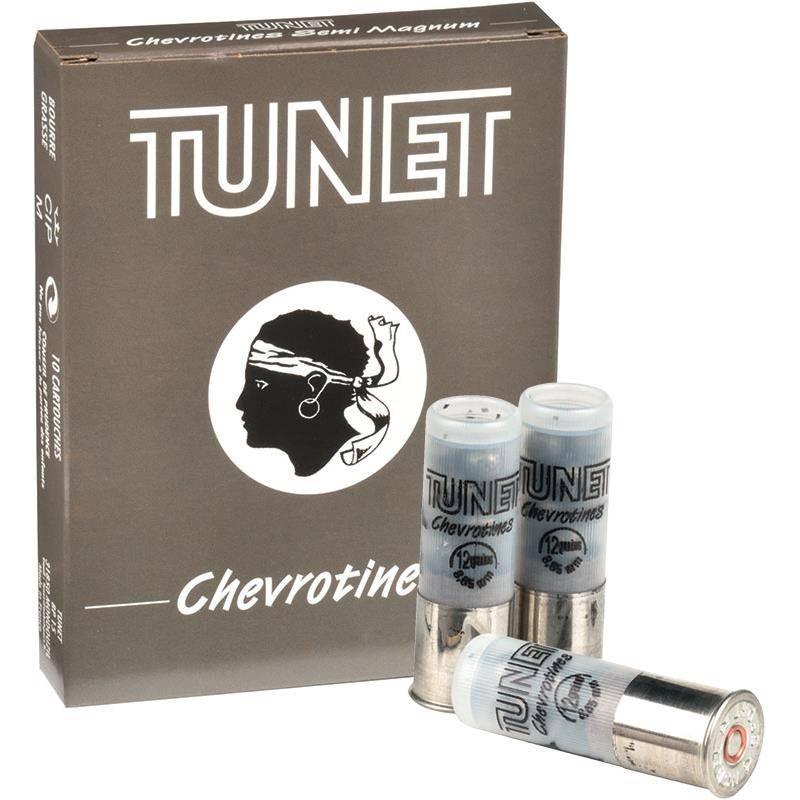 Chevrotine Tunet Semi-Mag - Calibre 12