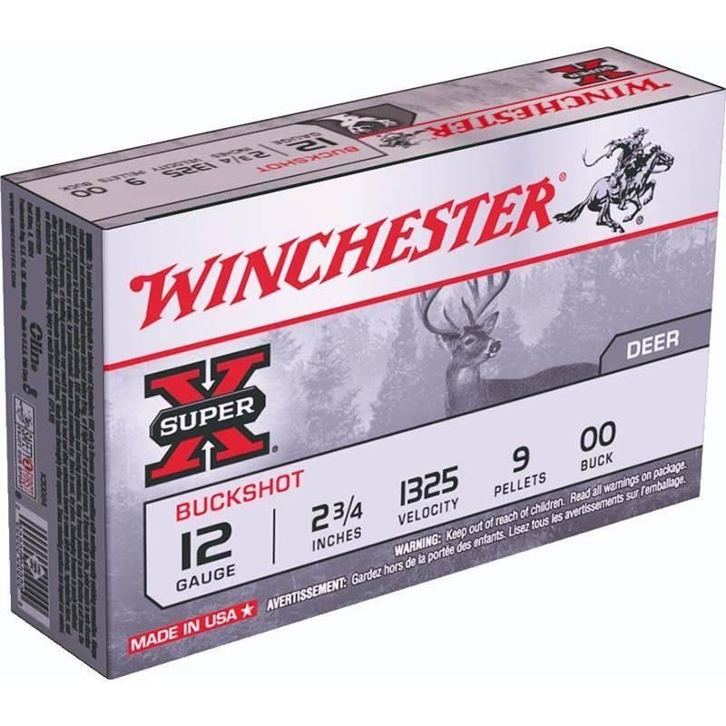 Chevrotine Winchester Super-X - Calibre 12
