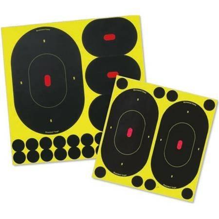 Cible Birchwood-Casey Shoot-N-C Silhouette - 18Cm