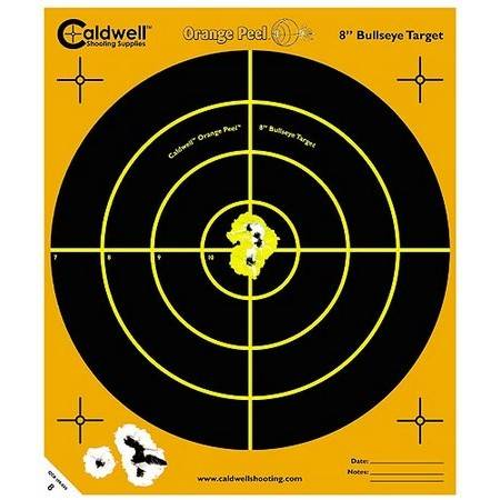 Cible De Tir Caldwell Orange Peel - Par 10