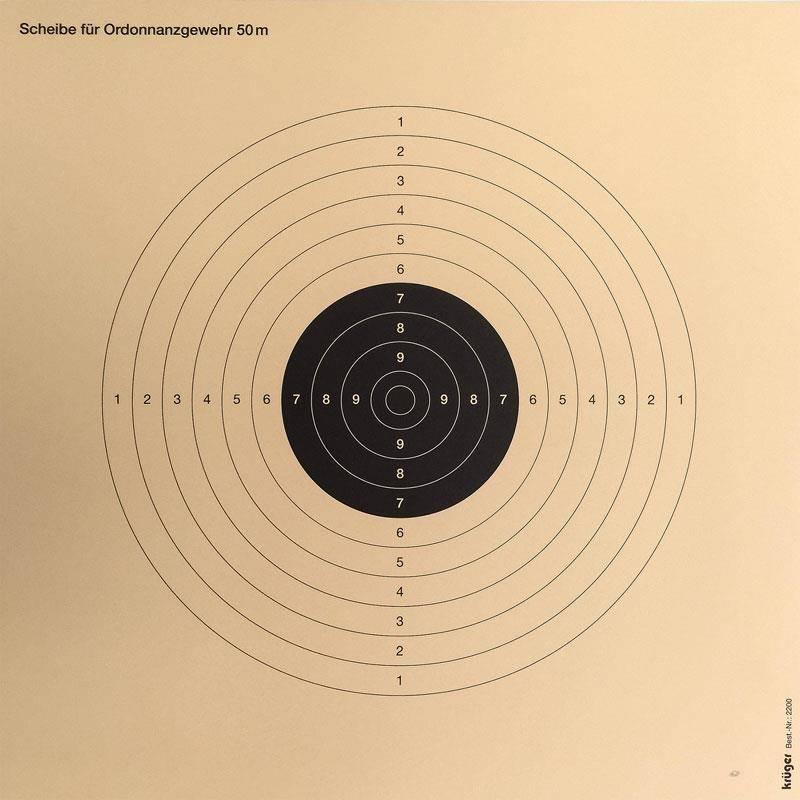 Cible Europ Arm T. A. R. 820