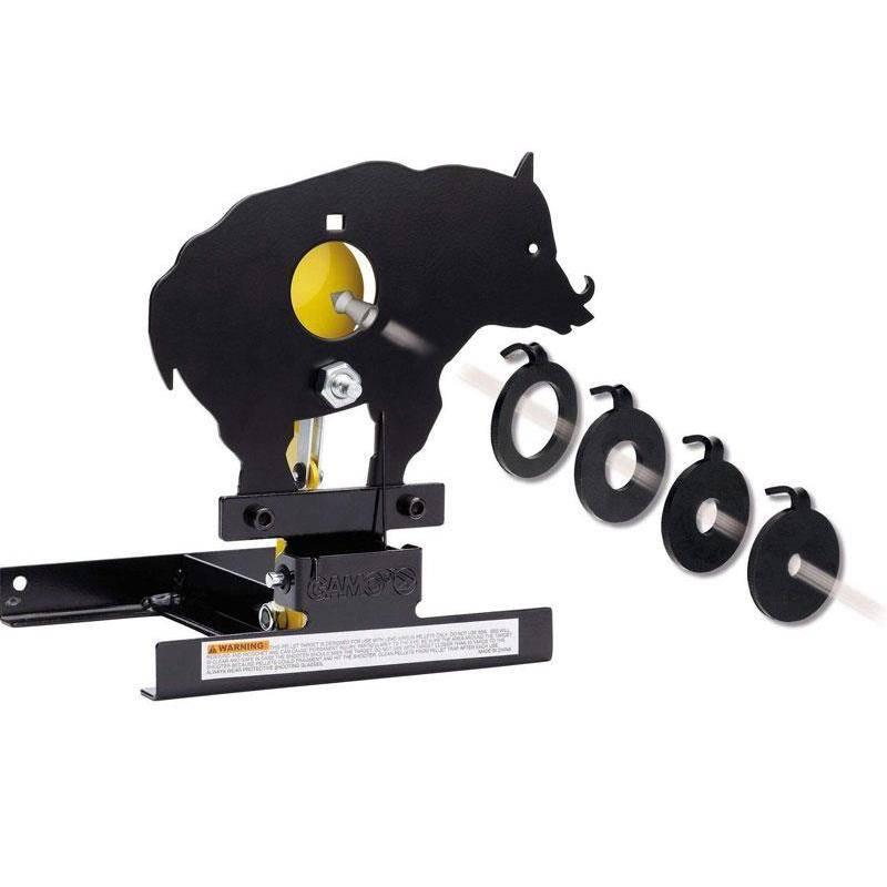 Cible Gamo Boar Target Pour Carabine A Plomb