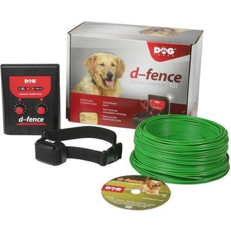 CLOTURE ANTI-FUGUE DOG TRACE D-FENCE 101