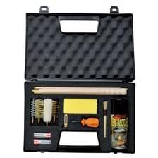 Coffret de nettoyage januel fusil malette plastique