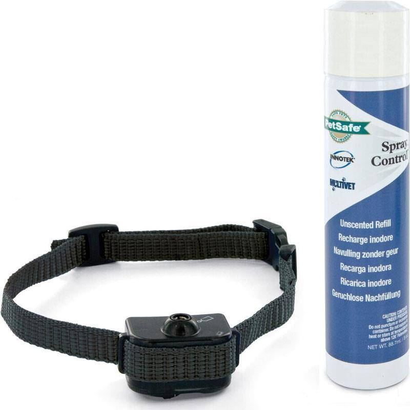 COLLIER ANTI-ABOIEMENT SPRAY PETSAFE