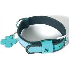 Collier chien cuir image bowxy