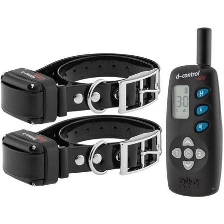 Collier De Dressage Dog Trace D-Control 602+ - 2 Chiens